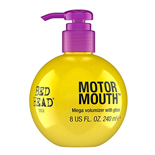 TIGI Bed Head Motor Mouth Mega Volumizer with Gloss for Unisex, 8 Ounce ()