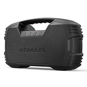 aomais go wireless speaker with bluetooth