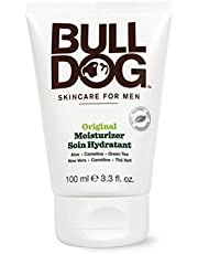 Bulldog Skincare Original Face Moisturizer for Men, Hydrating Lotion, 100 mL