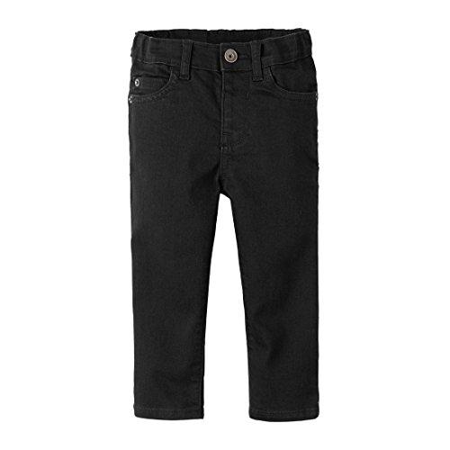 The Children's Place Boys' Toddler Skinny Jeans, Black DNM, (Toddler Boys Black Denim)