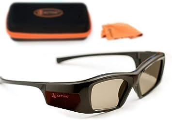 3ACTIVE Samsung Compatible Gafas 3D Bluetooth 3D TV. Un Par.: Amazon.es: Electrónica