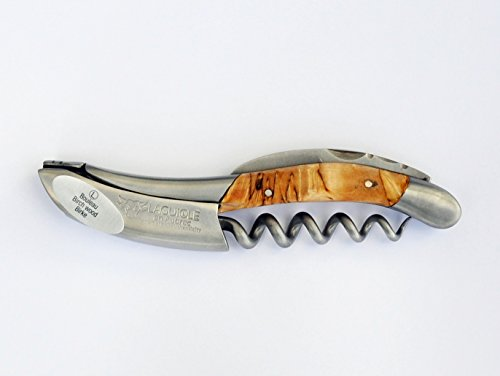 Laguiole En Aubrac Waiters Corkscrew - Birch | SOM99BHI ()