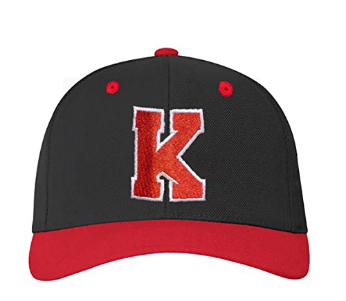 k ABC Z nbsp;Números color carta blanco en 4sold rojo 23 letras a y negro gorra con A aq1nTwd