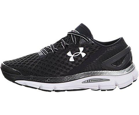 quality design 77f42 4ef37 Under Armour Womens UA SpeedForm Gemini 2 Running Shoes 6 Black