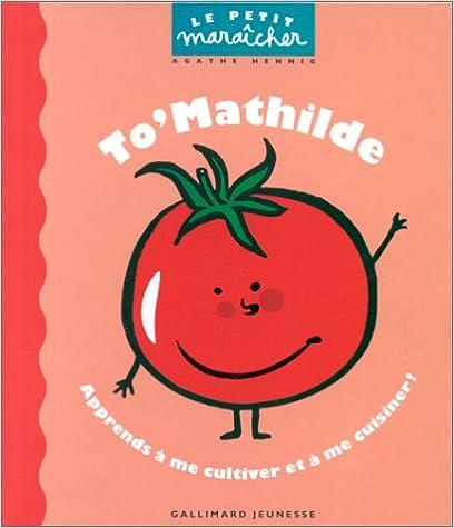 Télécharger en ligne To'Mathilde pdf