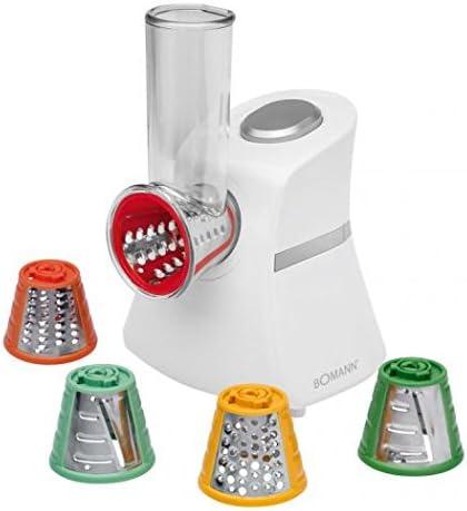 Bomann ME 466 CB - Robot de cocina (Color blanco, 50-60 Hz, 220-240V): Amazon.es: Hogar