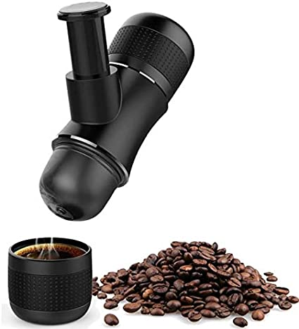 Cafetera de espresso to go Expresso Maker cafetera de viaje ...