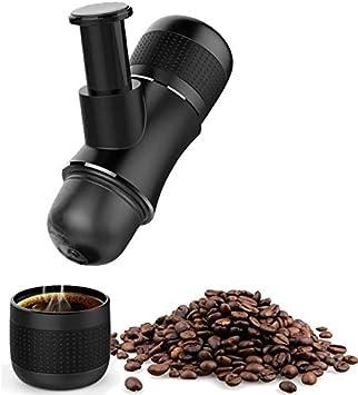 Expresso Cafetera de Espresso to go Maker cafetera de Viaje ...