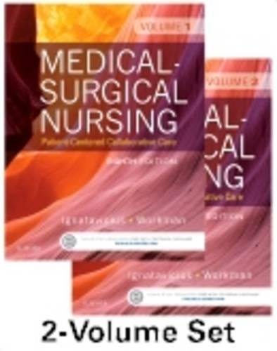 1455772585 - Medical-Surgical Nursing: Patient-Centered Collaborative Care (2 Volume Set)