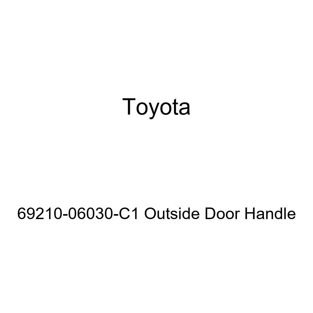 Toyota 69210-06030-C1 Outside Door Handle