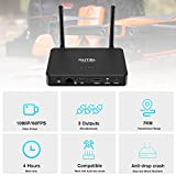 Drone Repair Parts - Autel Robotics Live Deck, EVO Drone Accessory-Transmitting 1080P Video Feed via HDMI, Ethernet, USB Port, 4 Hours Continuous Work with 5000mAH Battery, Portable, Support Power Bank Charging