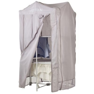 -[ Dry:Soon 3 Tier Heated Airer Cover (Dry Clothes Even Faster!)  ]-