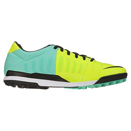 Nike Ctr360 Libretto Iii Mens Astroturf Stövlar Volt / Grön Glöd