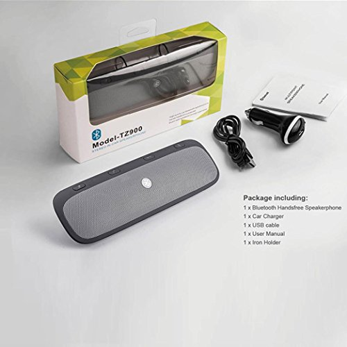 TOOPOOT® Motorola Roadster Pro Bluetooth Car Kit TZ900 Speakerphone by TOOPOOT® (Image #2)