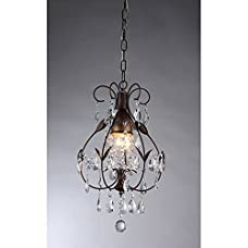 Whse of Tiffany RL8052 Maleficient Chandelier
