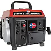 All-power America 2-stroke Carb-approved Portable Generator - 1000 Surge Watts, 850 Rated Watts, Model# Apg-3004c...