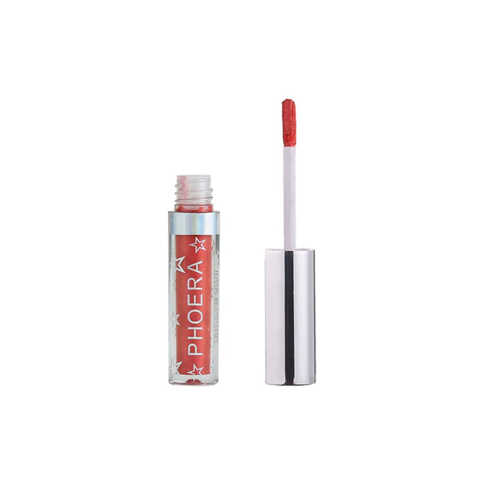 Amazon.com : Eyeshadow, NEW Color PHOERA Magnificent Metals Glitter and Glow Liquid Eyeshadow, julep eyeshadow stick, eyeshadow, cosmetics eyeshadow palette ...