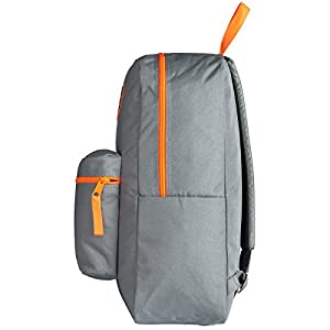 Jansport Overexposed Shady Grey/Fluorescent Orange T08W0CT