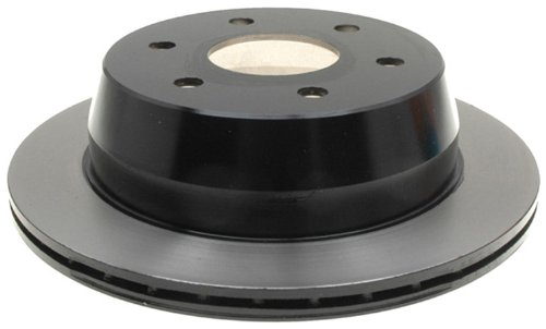 ACDelco 18A952 Professional Rear Drum In-Hat Disc Brake Rotor
