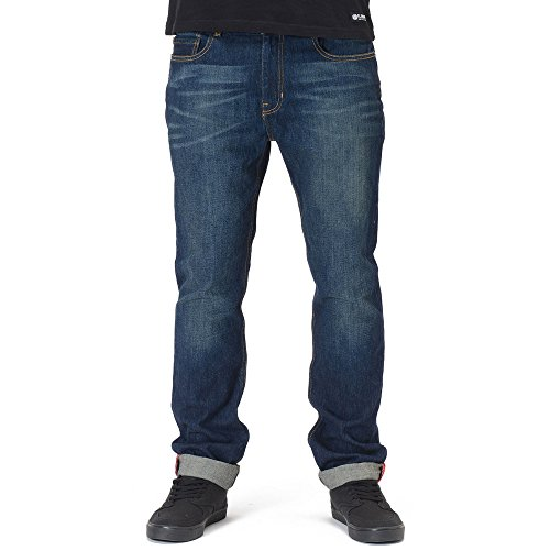 Element Skateboards Owen Dark Used Jeans - 38