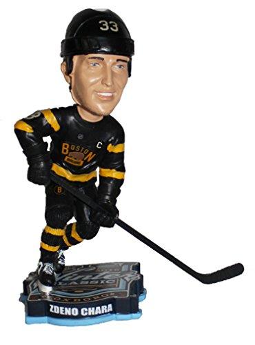 FOCO NHL Boston Bruins Zedeno Chara Chara Z. #33 2016 Winter Classic Bobble by FOCO
