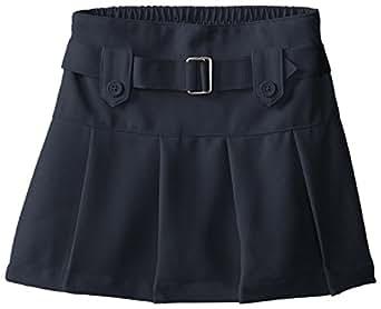 KHQ Little Girls' Uniform 4-6X Drop Waist Scooter, SU Navy, 4