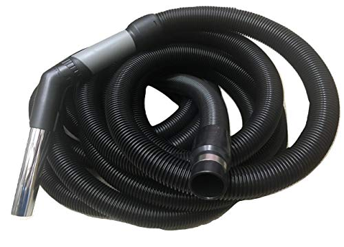 (ZVac Compatible 30 Foot Central Vacuum Hose Replacement for Pullman Holt. Premium Generic Pullman Holt Central Vacuum Cleaner Hose. Lightweight & Easy to Use CVac Hose)