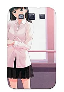 Durable Protector Case Cover With Anime Amagami Hot Design For Galaxy S3 (ideal Gift For Lovers)