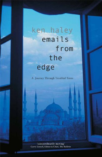 Emails from the Edge: A Journey Through Troubled Times - Edge Lounge
