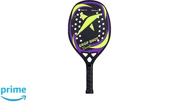 DROP SHOT Elemento BT Pala Beach Tenis, Unisex Adulto, Naranja, 330-360 gr: Amazon.es: Deportes y aire libre