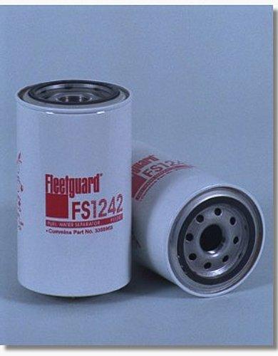 Fleetguard FS1242 Fuel/Water Sep by Cummins Filtration
