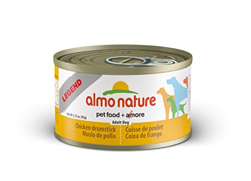 Almo Nature Dog Food Analysis