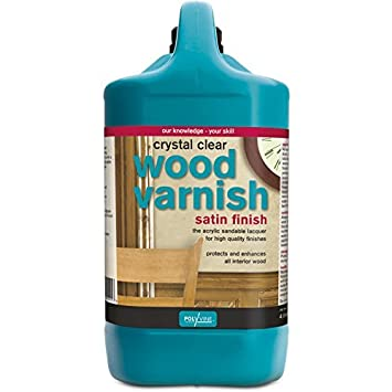 Polyvine Interior Wood Varnish 1 LITRE