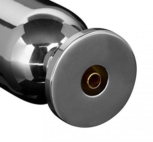 Magnus Stainless Steel Enema Tip by XR Brands