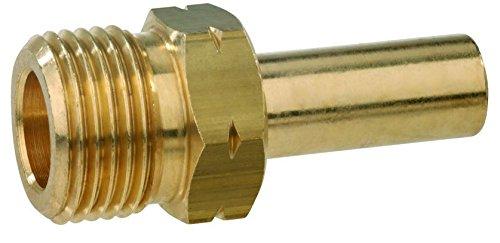 GOK Verbindungsstück 1//4 lks 8 mm Rohrstutzen