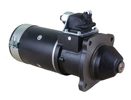 amazon com starter motor fits 1958 1959 1960 1961 1962 fordson new rh amazon com Motor Control Wiring Diagrams Basic Motor Starter Wiring Diagram