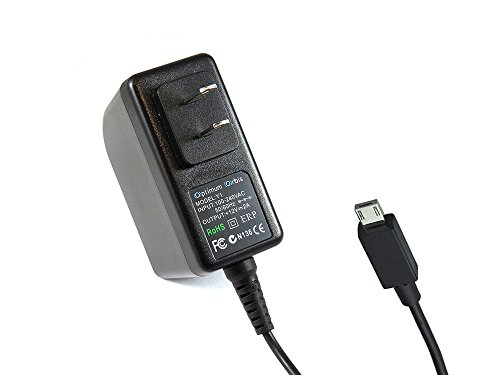 Optimum Orbis AC Adapter for Asus Chromebook C201 C201P C201PA, Chromebook Flip C100 C100P C100PA-DB02, P/N ADP-24EW B Power Supply Cord 12V 2A 24W Charger