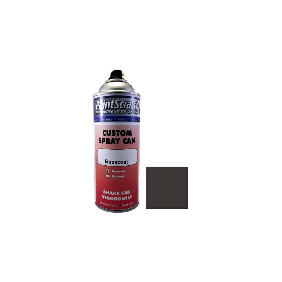 12.5 Oz. Spray Can of Espresso Pearl Touch Up Paint for 2000 Mercedes Benz E Class (color code 022/0022) and Clearcoat