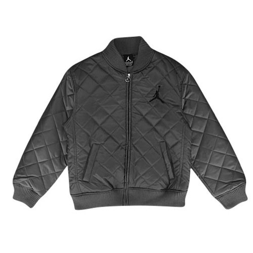 Jordan Lightweight Quilt Jacket - Boys' Large by NIKE