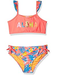 Girls' Tropical Pineapple 2pc
