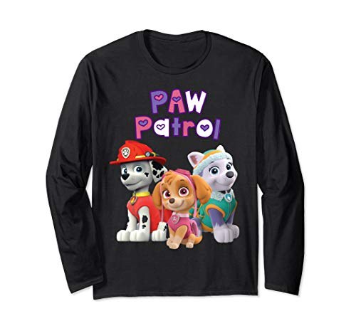 Check expert advices for paw patrol everest shirt adult?