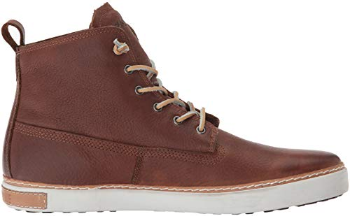 FOXING Herren Blackstone ON WORKER Yellow Old Sneaker Braun AM02 wHHSPqx1