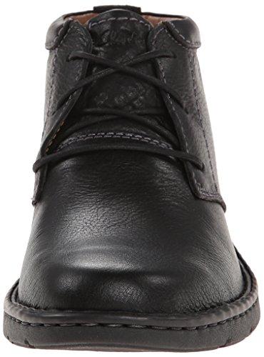 Límite Stratton Clarks Chukka Boot M Black