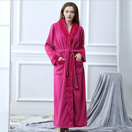 Vestido xl 08 M Mujer De Size Kervinzhang Soft Para Noche Dormir Loungewear Manga M Ropa Larga 08 1qnSd