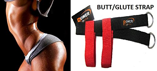 Sportspower BUTT STRAP Glute Strap Athletic, Yoga, Fitness PHYSIO 'GLUTE-1' Glute/Butt Strap, by Sportspower