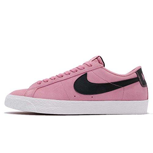 Pink Nike Blazers (NIKE Men's SB Zoom Blazer Low, Elemental Pink/Black-Summit White, 6 M US)