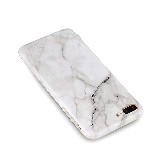 335804aaeb2 iPhone 7 Plus Case Soft Women,iPhone 8 Plus Case Silicone Men,Glossy Rubber