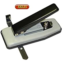 TruLam Id Card Badge Slotted Hole Punch with Side and Depth Guides Desktop Card Slotting Tool by Lamination Depot by Lamination Depot