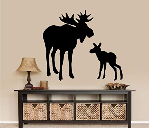 Top moose decals for wall for 2019