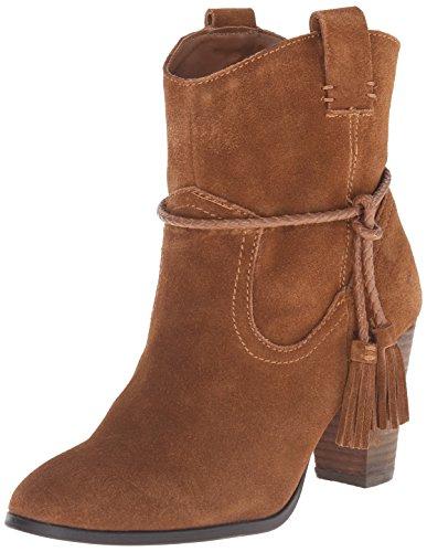 Dolce Vita Women's Melah Boot, Chestnut, 8 M US